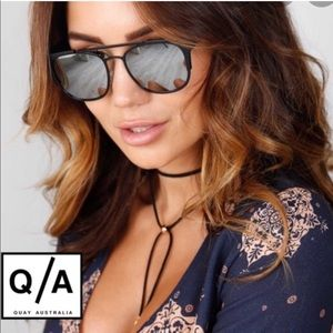 New! Quay High And Dry sunglasses